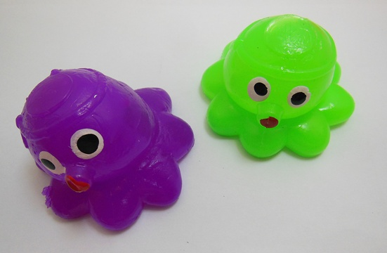 Squishy Octopus : 12X Funny Squishy Octopus Sticky Venting Ball Kids Mixed [toy-s59] -   USD13.20 : Sunrise Imports ...