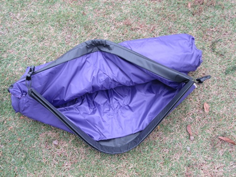 purple easy inflatable sofa air bag bed sleeping chair outdoor beach picnic ebay. Black Bedroom Furniture Sets. Home Design Ideas