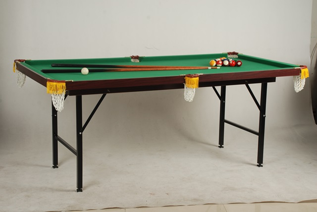 Set Billiard Childrens Pool Table With Acessories M Spbp - How long is a pool table