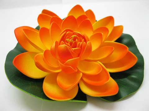 25 Floating 17cm Lotus Flower Ornament Wedding Decoration